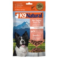 K9 Naturals Freeze Dried Lamb and Salmon Feast Topper Dry Dog Food - 100g