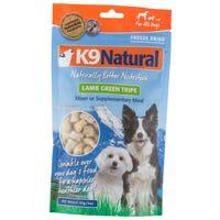 K9 Naturals Freeze Dried Lamb Green Tripe Topper Dry Dog Food - 57g