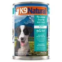 K9 Naturals Puppy Beef and Hoki Feast Wet Dog Food - 370g