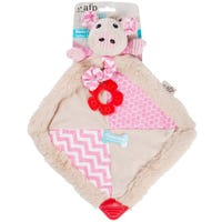 All For Paws Dog Toy Blanky Piggy Dog Toy - Each