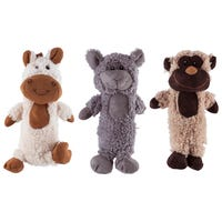 All For Paws Dog Toy Cuddle Crackler Dog Toy - Each