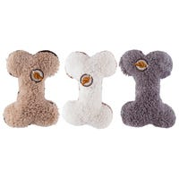 All For Paws Dog Toy Plush Bone Dog Toy - 20cm