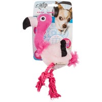 All For Paws Dog Toy UltrasonicFlamingo Dog Toy - Each