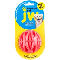 JW Megalast Ball Dog Toy - Medium