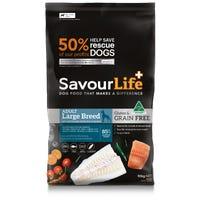 Savour Life Grain Free Large Breed Adult Dry Dog Food - 10kg