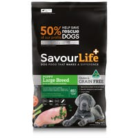 Savour Life Grain Free Large Breed Puppy Dry Dog Food - 10kg