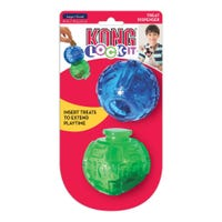 KONG Lock It Puzzle Dog Toy - Large