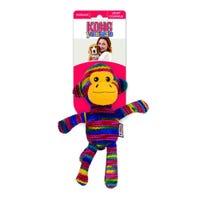 KONG Yarnimals Monkey Dog Toy - Small