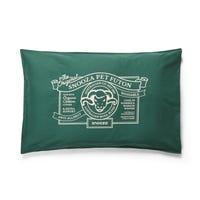 Snooza Organic Cotton Futon Green Dog Bed - Original