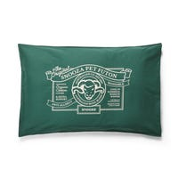 Snooza Organic Cotton Futon Green Dog Bed - Mighty