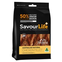 SavourLife Australian Chicken Fillet Dog Treats - 75g
