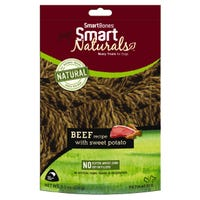 Smart Naturals Beef and Sweet Potato Dog Treats - 226g