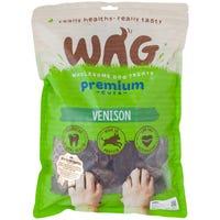 WAG Venison Dog Treats - 750g