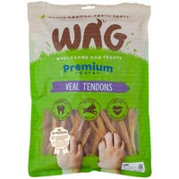 WAG Veal Tendons Premium Cuts Dog Treats - 750g