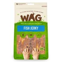 WAG Blue Whiting Dog Treats - 750g