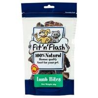 Fit'N'Flash Lamb Fillets Dog Treats - 50g