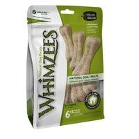 Whimzees Rice Bones Dog Treats - 9pk