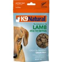 K9 Natural Freeze Dried Lamb Healthy BItes Dog Treats - 50g
