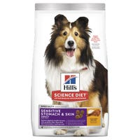 Hill's Science Diet Adult Dog Senstive Stomach and Skin Dry Dog Food - 1.81kg