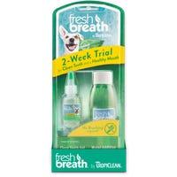 Tropiclean Freshbreathe Dental Trial Kit For Dogs - Each