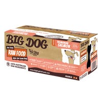 Big Dog BARF Tasmanian Salmon Frozen Dog Food - 3kg