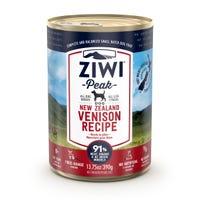 Ziwi Peak Dog Venison Recipe Wet Dog Food - 390g