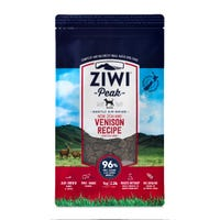 Ziwi Peak Dog Air Dried Grain Free Venison Recipe Dry Dog Food - 1kg