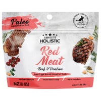 Absolute Holistic Air Dried Beef and Venison Cat Treats - 50g