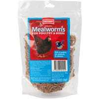Peters Dried Mealworms Bird Treat - 100g