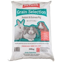 Peters Rabbit and Guinea Pig Mix Small Animal Food - 20kg