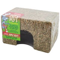 Peters Hay Hut Small Animal Hide - Medium