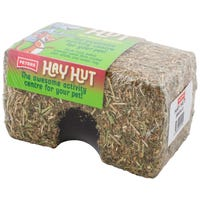 Peters Hay Hut Small Animal Hide - Small