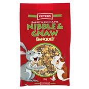 Peters Nibble & Gnaw Small Animal Food - 4kg