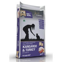 Meals For Meows Feline Grain Free Kangaroo and Turkey Dry Cat Food - 20kg