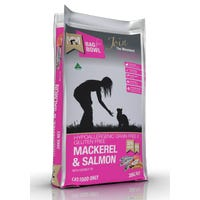 Meals For Meows Feline Grain Free Mackerel and Salmon Dry Cat Food - 9kg