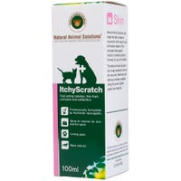 Natural Animal Solutions Itchy Scratch - 100ml