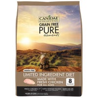Canidae Feline Grain Free Pure Elements Chicken Dry Cat Food - 1.1kg