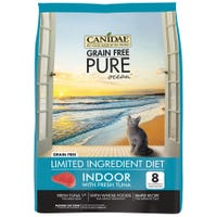 Canidae Feline Grain Free Pure Ocean Tuna Dry Cat Food - 1.1kg