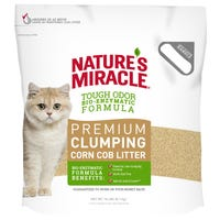 Natures Miracle Corn Cat Litter - 8kg
