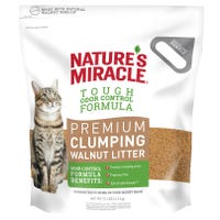 Natures Miracle Walnut Cat Litter - 4.5kg