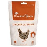 Whisker Meows Natural Chicken Cat Treats - 100g