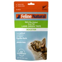 Feline Naturals Lamb Green Tripe Hydration Booster Wet Cat Food - 57g