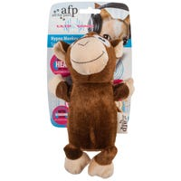 All For Paws Dog Toy Ultrasonic Monkey Dog Toy - Each