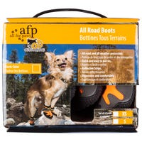 All For Paws Dog Boots Green - Size 4
