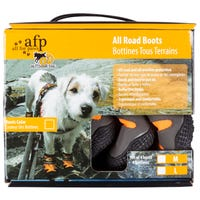 All For Paws Dog Boots Green - Size 6