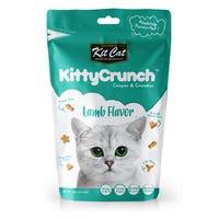 Kit Cat Kitty Crunch Lamb Cat Treat - 60g