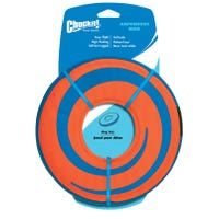 Chuckit Amphibious Flying Ring Dog Toy - Each