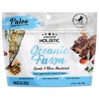 Absolute Holistic Air Dried Mackerel and Lamb Cat Treats - 50g