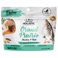 Absolute Holistic Air Dried Chicken and Hoki Cat Treats - 50g