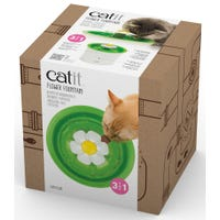 Catit 2.0 Flower Fountain Cat Drinking Fountain - 3L